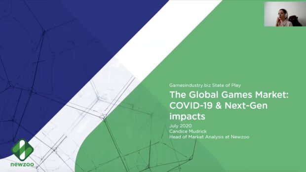 Image for The Global Games Market: COVID-19 and Next-Gen Impacts