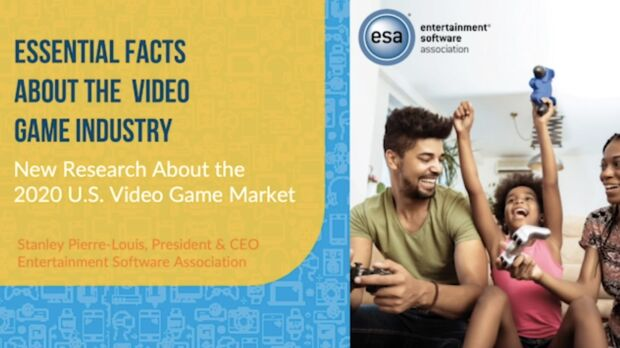 Image for Essential facts about the US games industry