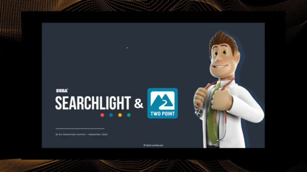 Image for Sega Searchlight and Two Point Studios