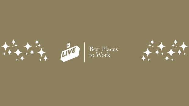 Image for GamesIndustry.biz Live: Best Places To Work Awards UK 2020 Ceremony