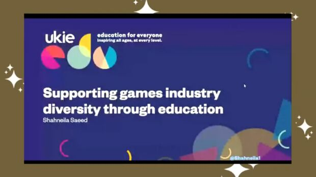 Image for Supporting games industry diversity through education