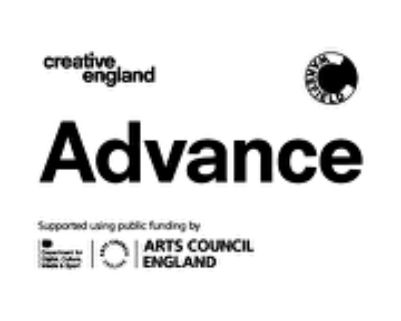 Creative England/Advance logo