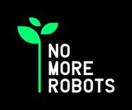No More Robots logo