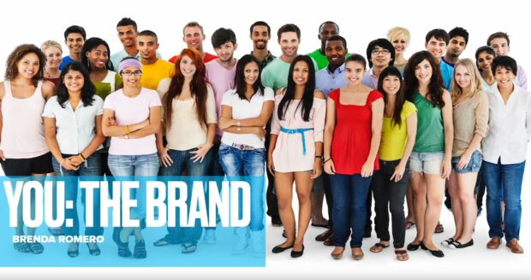 Image for You: The Brand - Brenda Romero