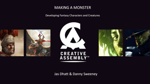 Image for GI Academy Masterclass: Making a Monster - Developing Fantasy Characters and Creatures