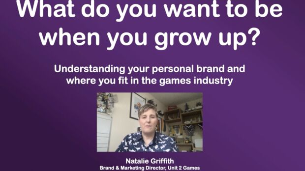 Image for GI Academy Masterclass: What do you want to be when you grow up?